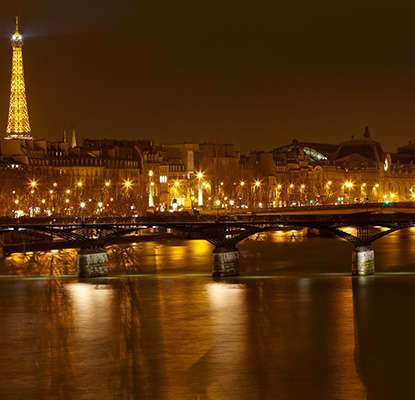 paris nuit